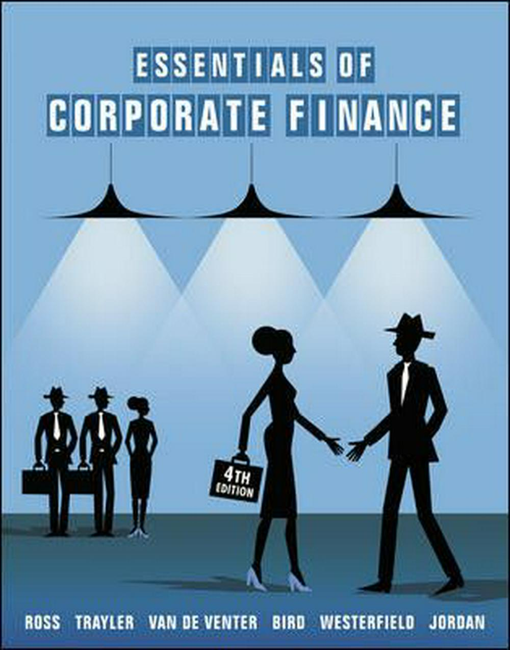 test bank for Essentials of Corporate Finance 4th Edition的图片 1