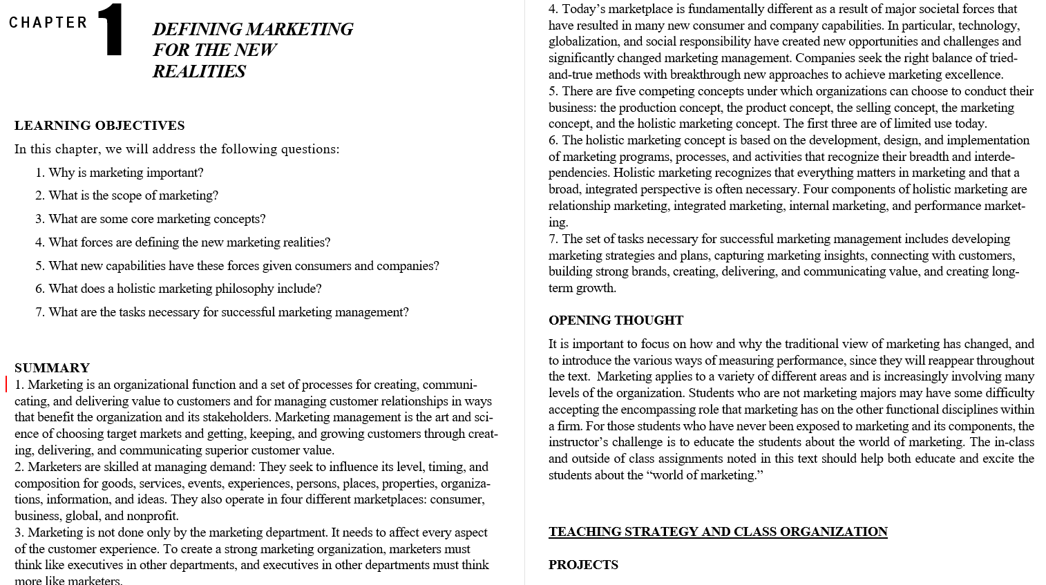 solution manual for Marketing Management 15th Edition的图片 3