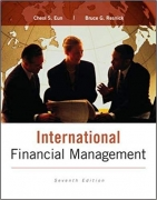 solution manual for International Financial Management 7th Edition