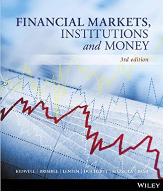 solution manual for Financial Markets Institutions and Money 3rd Edition的图片 1