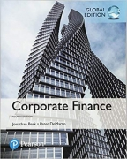 solution manual for Corporate Finance 4th Global Edition