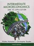 solution manual for Intermediate Microeconomics and Its Application 12th Edition