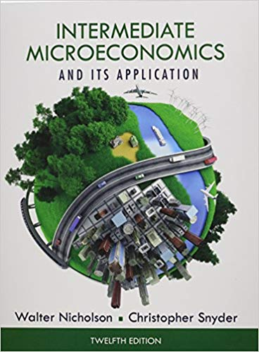 test bank for Intermediate Microeconomics and Its Application 12th Edition的图片 1
