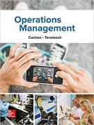 solution manual for Operations Management by Gerard Cachon