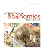solution manual for International Economics 16th Edition by Robert Carbaugh