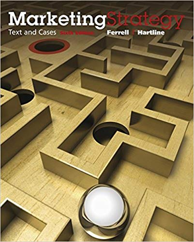 test bank for Marketing Strategy Text and Cases 6th Edition的图片 1