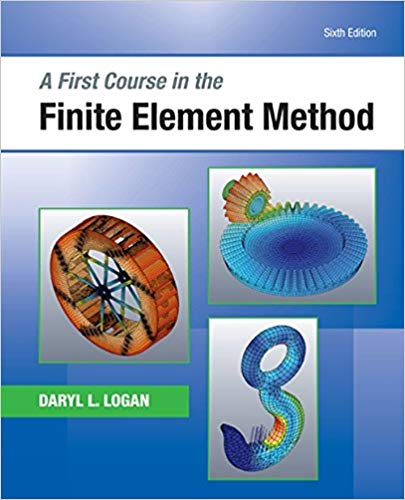 solution manual for A First Course in the Finite Element Method 6th Edition的图片 1