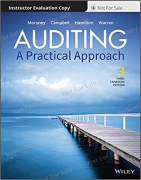 test bank for Auditing: A Practical Approach 3rd Canadian Edition