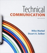 solution manual for Technical Communication 12th Edition