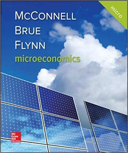 test bank for Microeconomics 21st Edition by Campbell R. McConnell的图片 1