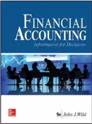 test bank for Financial Accounting: Information for Decisions 9th Edition的图片 1