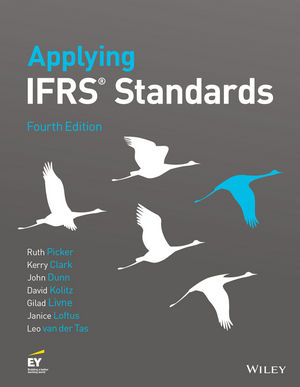 solution manual for Applying IFRS Standards 4th Edition的图片 1