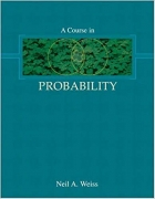 solution manual for A Course in Probability 1st Edition