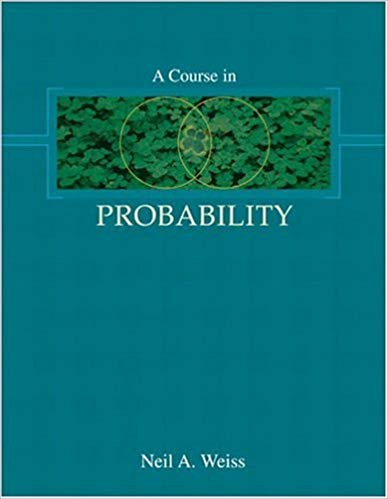 solution manual for A Course in Probability 1st Edition的图片 1