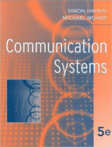 solution manual for Communication Systems 5th Edition by Simon Haykin的图片 1