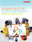 solution manual for Essentials of Contemporary Management 5th Canadian Edition