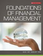 solution manual for Foundations of Financial Management 11th Canadian Edition