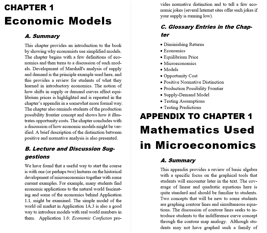 solution manual for Intermediate Microeconomics and Its Application 12th Edition的图片 3