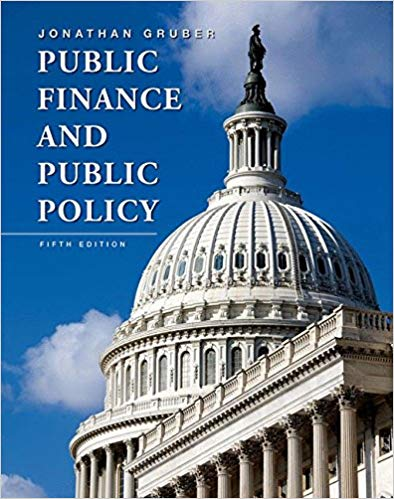 solution manual for Public Finance and Public Policy 5th Edition的图片 1