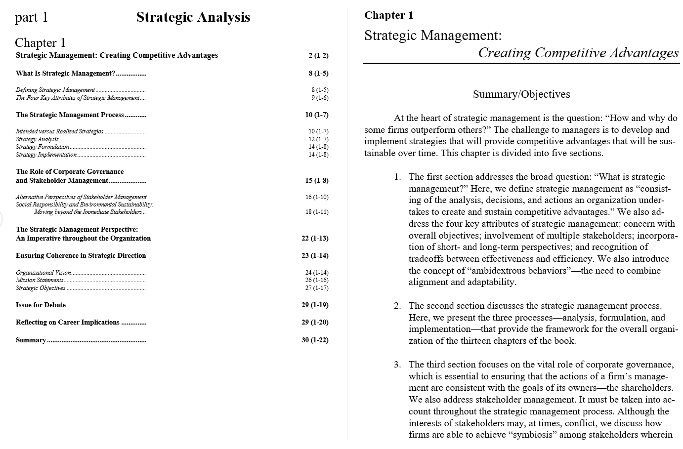 solution manual for Strategic Management: Creating Competitive Advantages 8th Edition的图片 3
