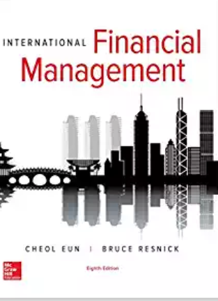solution manual for International Financial Management 8th Edition的图片 1