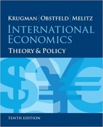 solution manual for International Economics: Theory and Policy 10th Edition