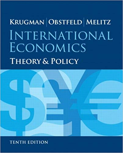 test bank for International Economics: Theory and Policy 10th Edition的图片 1