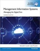 solution manual for Management Information Systems 14th Global Edition