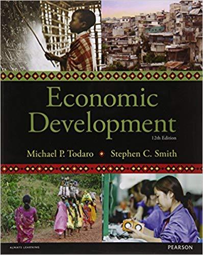 test bank and solution manual for Economic Development 12th edition的图片 1