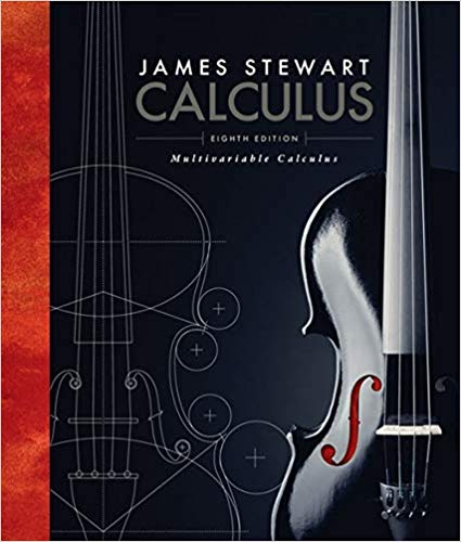 solution manual for Multivariable Calculus 8th Edition by James Stewart的图片 1