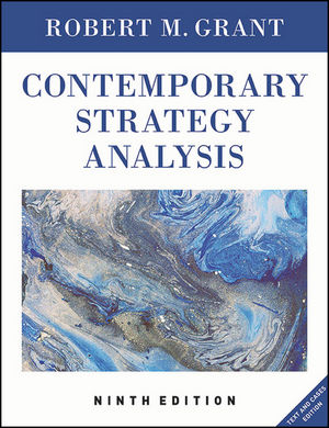 test bank for Contemporary Strategy Analysis: Text and Cases 9th Edition的图片 1