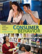 test bank for Consumer Behavior 6th Edition