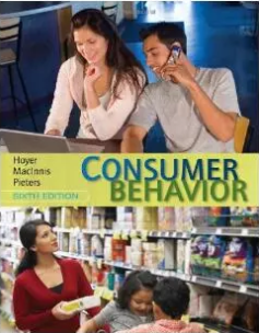 test bank for Consumer Behavior 6th Edition的图片 1