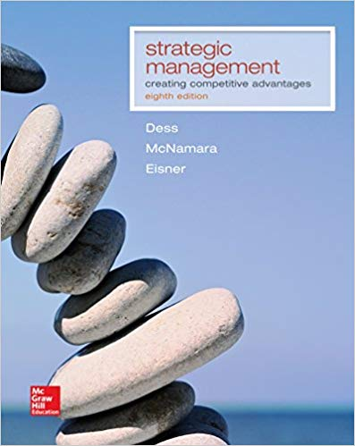 test bank for Strategic Management: Creating Competitive Advantages 8th Edition的图片 1