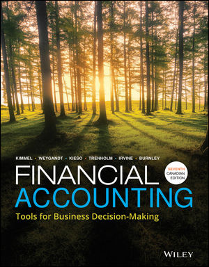 solution manual for Financial Accounting: Tools for Business Decision-Making 7th Canadian Edition的图片 1