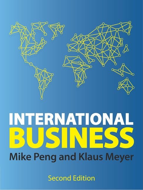 solution manual for International Business 2nd Edition by Klaus Meyer的图片 1