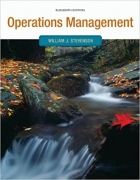 solution manual for Operations Management 11th Edition by William Stevenson