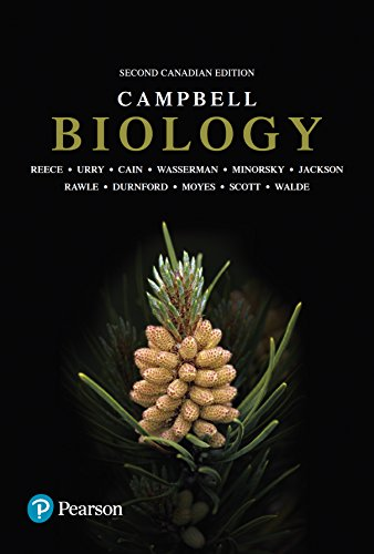 test bank for Campbell Biology 2nd Canadian Edition的图片 1