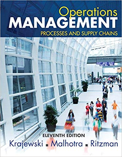 test bank for Operations Management: Processes and Supply Chains 11th Edition的图片 1