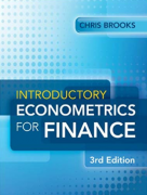 solution manual for Introductory Econometrics for Finance 3rd Edition