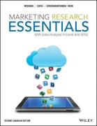 test bank for Marketing Research Essentials 2nd Canadian Edition