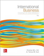 solution manual for International Business: Competing in the Global Marketplace 11th Edition