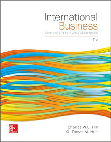 test bank for International Business: Competing in the Global Marketplace 11th Edition的图片 1