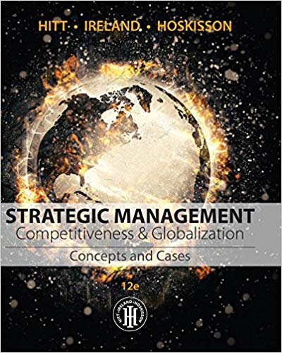 test bank for Strategic Management: Concepts and Cases: Competitiveness and Globalization 12th Edition的图片 1