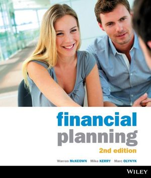 test bank for Financial Planning 2nd Edition by Warren McKeown的图片 1