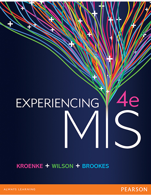 test bank for Experiencing MIS 4th Australian Edition的图片 1