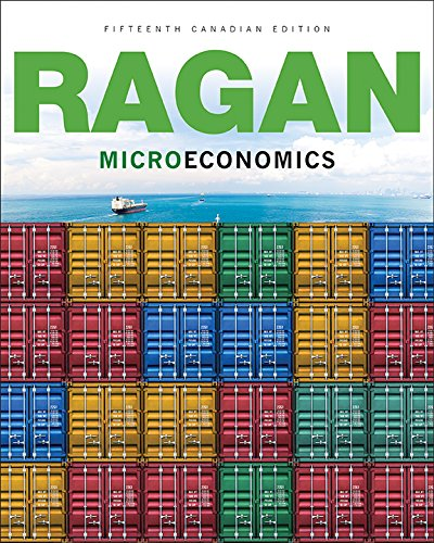 test bank for Microeconomics 15th Canadian Edition的图片 1