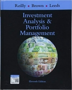 solution manual for Investment Analysis and Portfolio Management 11th Edition