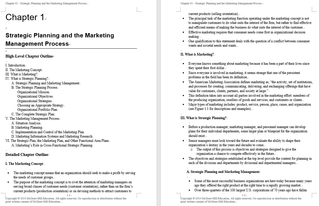 solution manual for A Preface to Marketing Management 14th Edition的图片 3