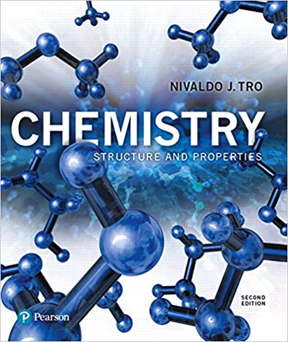 test bank for Chemistry: Structure and Properties 2nd Edition的图片 1